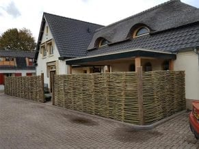 Willow fence DIY kit