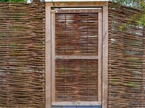 Willow door or gate